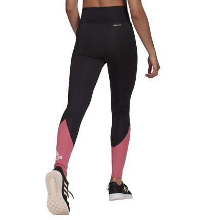 Mallas Largas Fitness_Mujer_ADIDAS W Bl Tig
