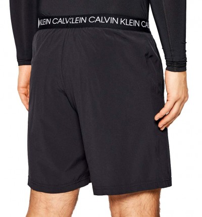 Short Fitness_Hombre_CALVIN KLEIN Wo 7in Woven Short