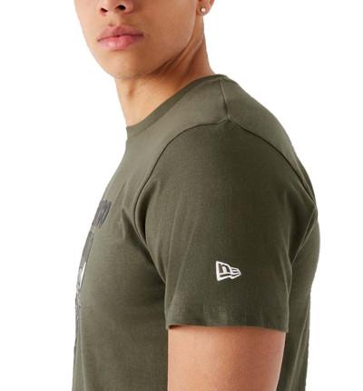 Camiseta M/c Casual_Hombre_New Era Outdr Utly Tm Lgo Tee