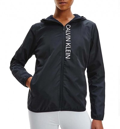 Cortavientos Fitness_Mujer_CALVIN KLEIN Wo Woven Jacket