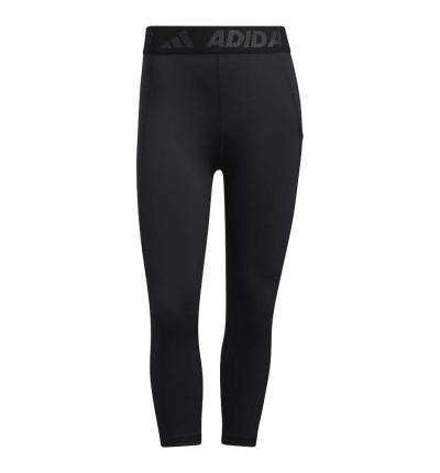 Mallas 3/4 Fitness_Mujer_ADIDAS Tf 3/4 3 Bar T
