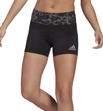 Mallas Short Running_Mujer_ADIDAS Fast Primeblue Graphic Booty