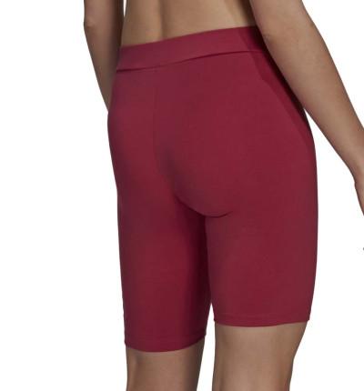 Mallas Short Fitness_Mujer_ADIDAS W Fav Q2 Bk Sho