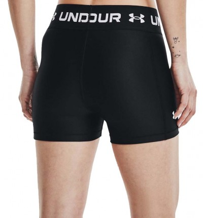 Mallas Short Fitness_Mujer_UNDER ARMOUR Ua Hg Armour Wm Wb Shorty