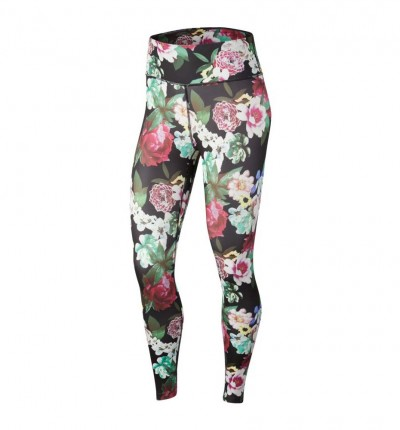 Mallas Largas Fitness_Mujer_NIKE One Tgt 7/8 Femme Ho
