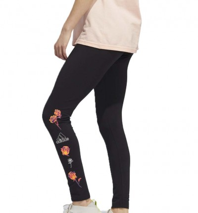 Mallas Largas Casual_Mujer_ADIDAS Floral Tight W