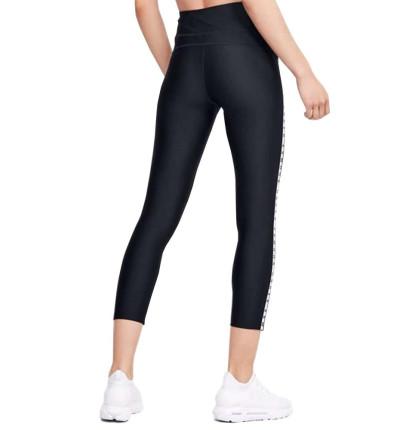 Mallas 3/4 Fitness_Mujer_UNDER ARMOUR Vertical Branded Capri