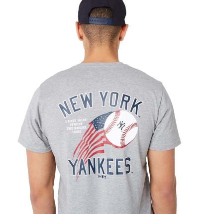 Camiseta M/c Casual_Hombre_NEW ERA Mlb Baseball Graphic Tee