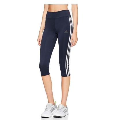Mallas Capri Fitness_Mujer_ADIDAS D2m Rr 3s 3/4