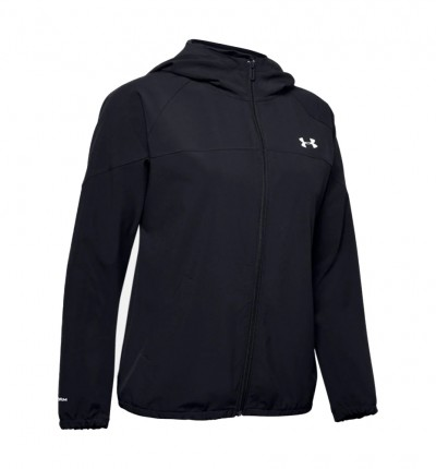 Chaqueta Fitness_Mujer_UNDER ARMOUR Woven Hooded Jacket