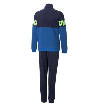 Chándal Casual_Niño_Puma Power Poly Suit Cl B