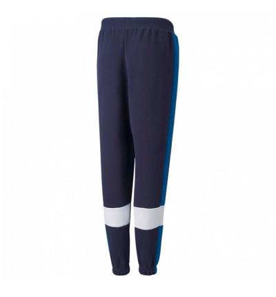 Pantalón Casual_Niño_PUMA Ess+ Colorblock Pants Fl Cl B