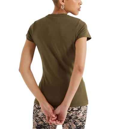 Camiseta M/c Casual_Mujer_ELLESSE Cratere Tee