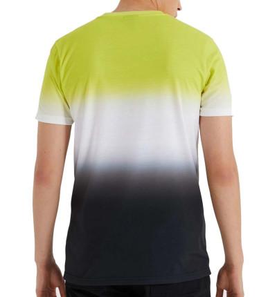 Camiseta M/c Casual_Hombre_ELLESSE Sulphur Fade Tee