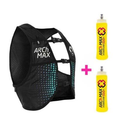 Mochila Hidratación Trail_Unisex_ZEIBE Hydration Vest 6l+2sf500