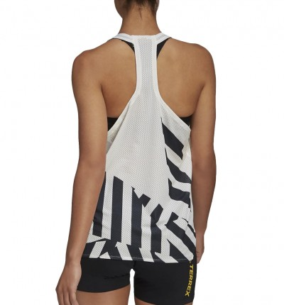 Camiseta De Tirantes Trail_Mujer_ADIDAS W Agr Singlet