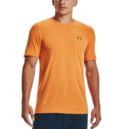 Camiseta M/c Fitness_Hombre_UNDER ARMOUR Men´s Ua Rusha Seamless Short Sl