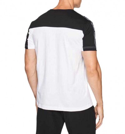 Camiseta M/c Casual_Hombre_ARMANI EA7 Train Athletic Colour Block M