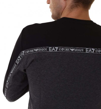 Camiseta M/l Casual_Hombre_ARMANI EA7 Train Athletic Colour Block M