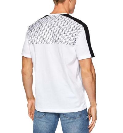 Camiseta M/c Casual_Hombre_ARMANI EA7 Train Logo Series M Allover