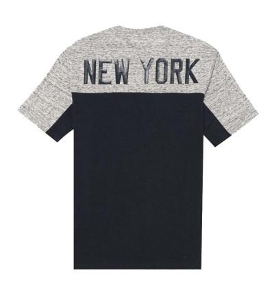 Camiseta Casual_Hombre_CHAMPION Camiseta Cuello Caja