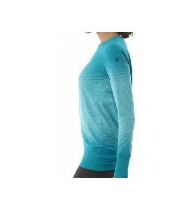 Camiseta M/L Running ASICS Fuzex Seamless Ls