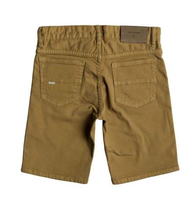 Pantalon Corto chino Casual QUIKSILVER