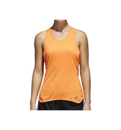 Camiseta de tirantes para Running ADIDAS Rs Cup Tnk W