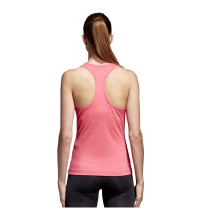 Camiseta de tiantes Fitness ADIDAS D2m Tank Solid