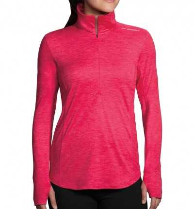 Camiseta Running BROOKS Dash 1/2 Zip