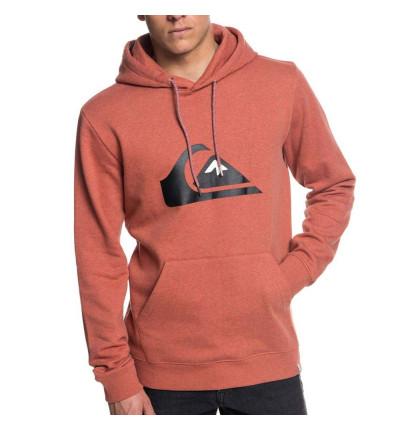 Sudadera con capucha casual QUIKSILVER Big Logo Hood M Otlr