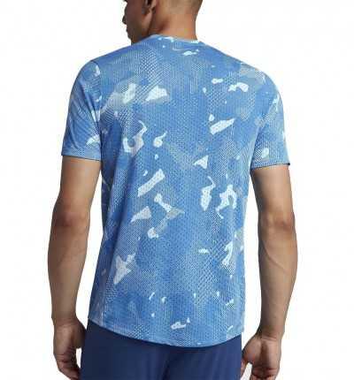 Camiseta M/c Running Nike Rise 365