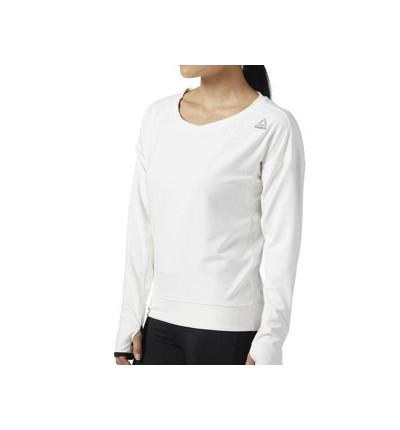 Camiseta Manga Larga Fitness_Mujer_REEBOK Speedwick