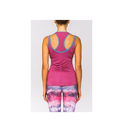 Camiseta Sin Mangas Running_Mujer_LIJA Rapid Energy Tank