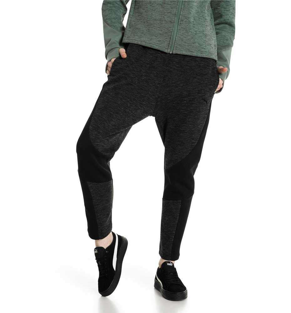 e418e684412a Pantalon Chandal Casual PUMA Evostripe Pants para Mujer