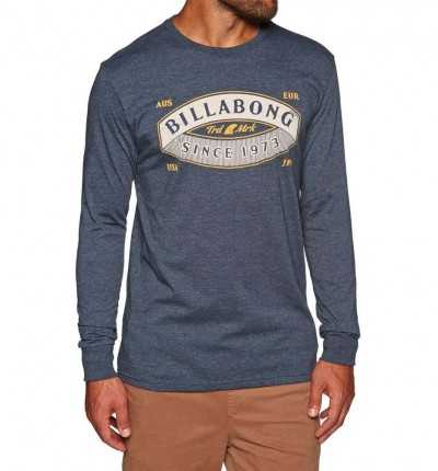 Camiseta M/l Casual BILLABONG Guardiant Tee Ls