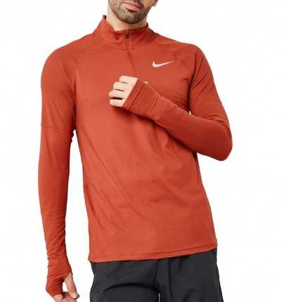 Camiseta M/l Running Nike