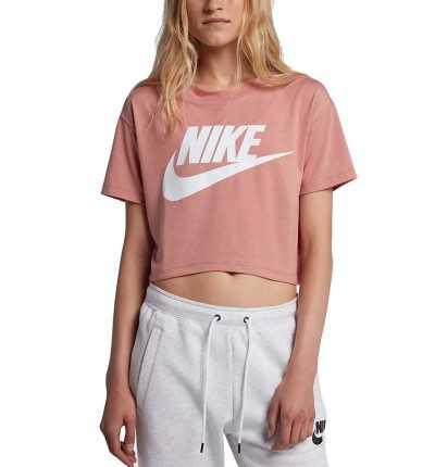 Camiseta M/c Casual_Mujer_NIKE W´ Essential Top Sportwear Nike