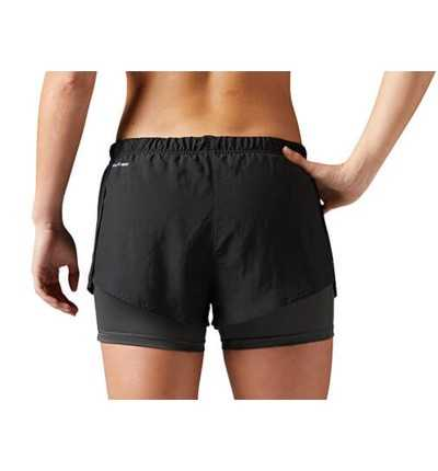 Leggins Short 2en 1 Running REEBOK Osr
