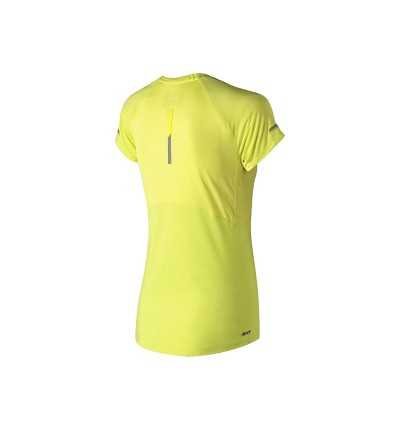 Camiseta Running NEW BALANCE Mc Nb Ice 2e London