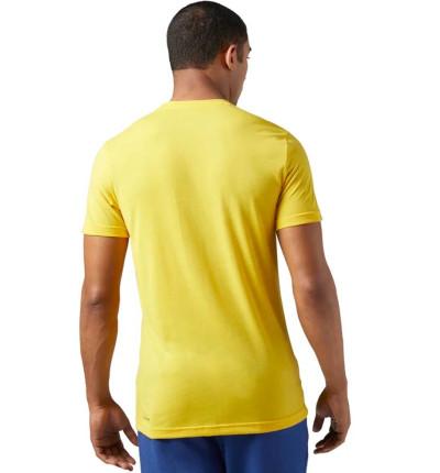 Camiseta M/c Fitness REEBOK Rc Fef Tee Speedwi
