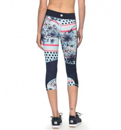 Leggins 3/4 Fitness ROXY Spy Game Capri J Pant