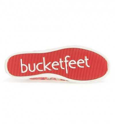 Zapatillas Laces Casual BUCKETFEET Encres
