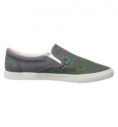 Zapatillas On Casual BUCKETFEET Paisley Slip