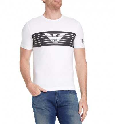 Camiseta M/c Casual ARMANI Train Graphic Tee St