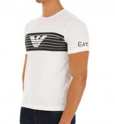 Camiseta M/c Casual ARMANI Train Graphic Tee St