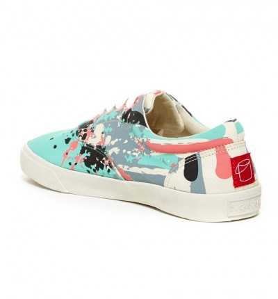 Zapatillas laces Casual BUCKETFEET Bad Panda