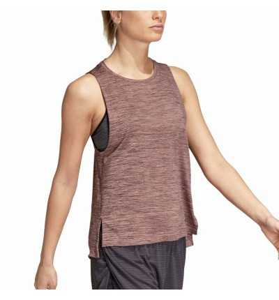 Camiseta de tirantes Fitness ADIDAS Boxy Light Tank