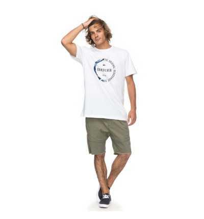 Camiseta Casual QUIKSILVER Ssclassirevenge M