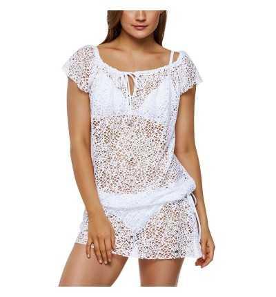 Vestido Baño_Mujer_BANANA MOON Tunique Beachwear